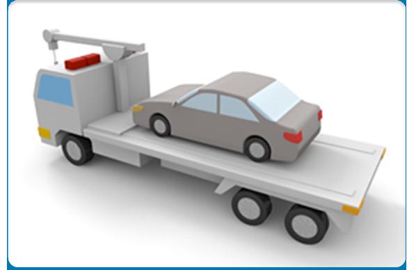 事故した車、動かない車も一都二県であれば無料でお引き取り致します。レッカー引取りも無料サービス!追加費用は一切ありません。
